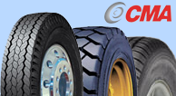 CMA Industrial Tire Portal for Dealers